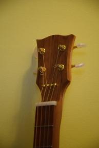 Fender Style Headstock