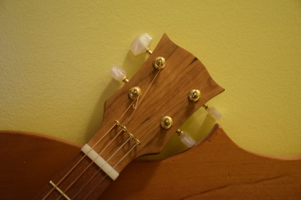 Cherry Headstock